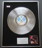ELECTRIC LIGHT ORCHESTRA / ELO - DISCOVERY Platinum LP PRESENTATION Disc